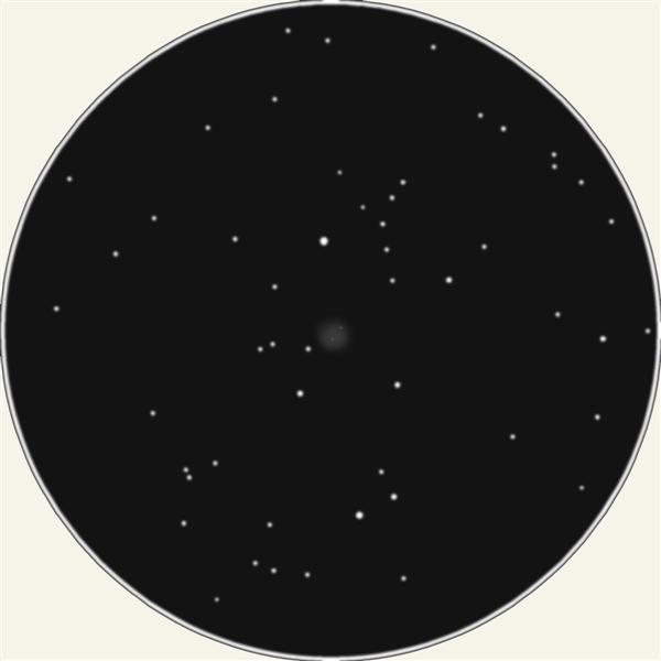 Зарисовка M52