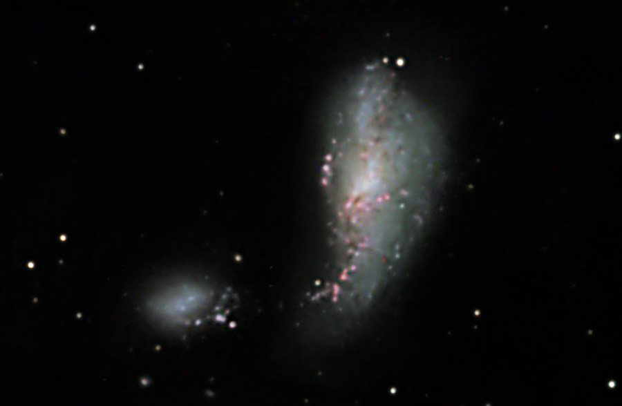 Carl Burton NGC4490