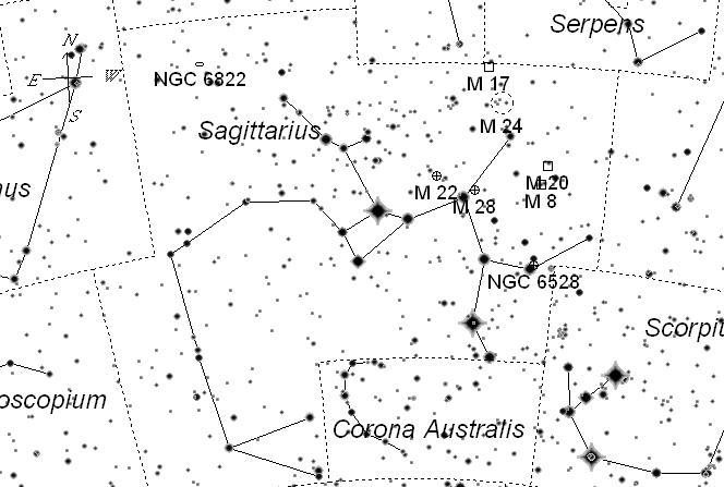 Sagittarius-widefield