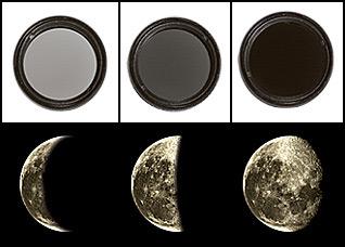 Фильтры с переменной плотностью фирмы Orion