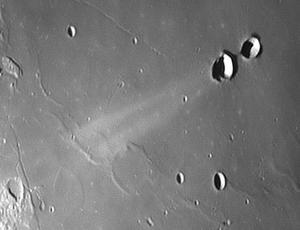 Кратеры Мессье и Мессье А