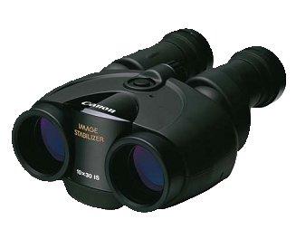 Бинокль со стабилизацией изображения фирмы Canon