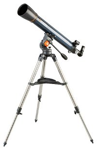 Телескоп на альт-азимутальной (alt-az) монтировке