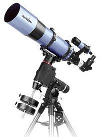 Телескоп на экваториальной (EQ) монтировке
