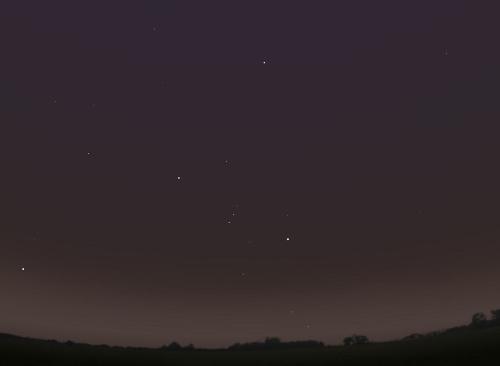 Класс неба 9: Внутригородское небо