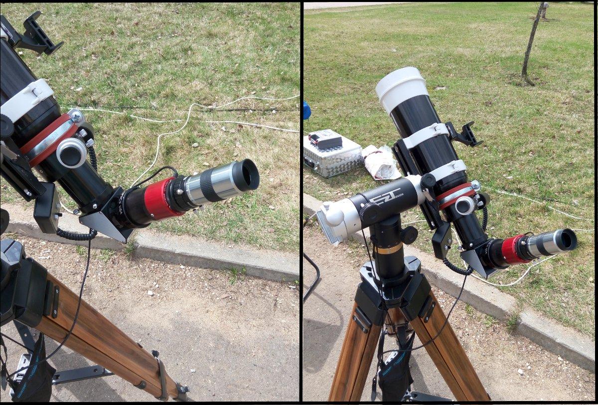 Как сделать свой телескоп 308